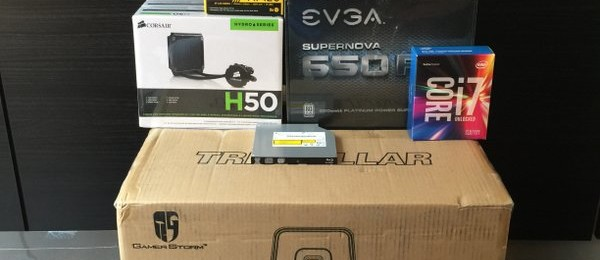 It's VR PC build weekend! #vr https://t.co/kgDq7xK…