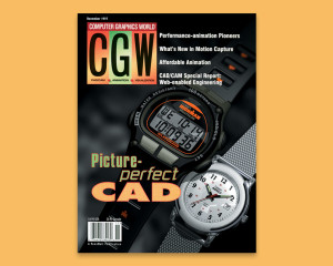 CGW Cover