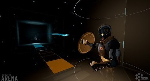 This looks amazing – CCP's Project Arena VR Gamepl…
